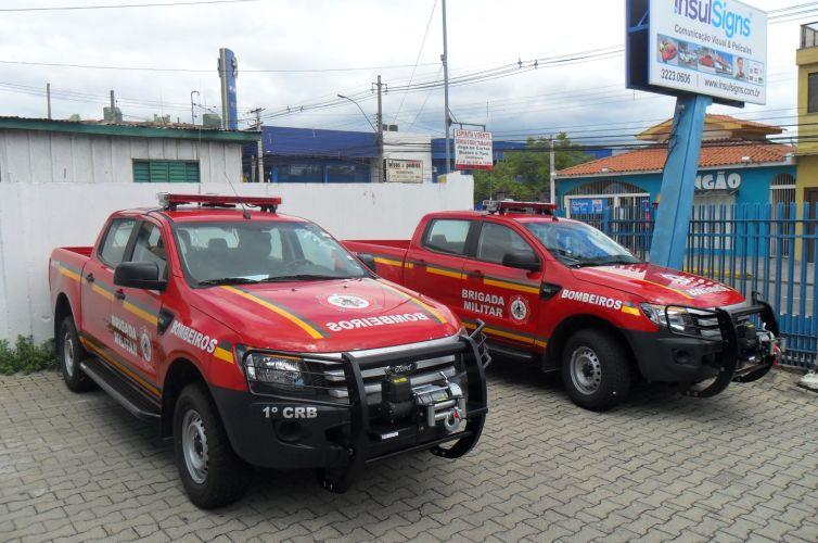 Veículos Oficiais e Especiais