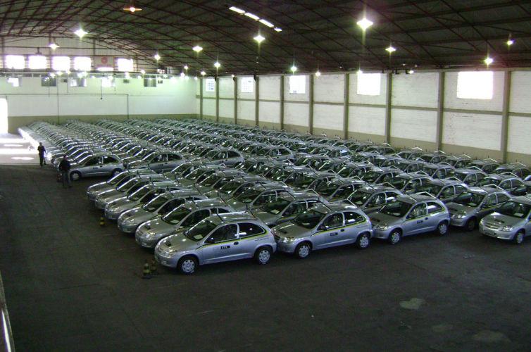 Adesivação de veículos